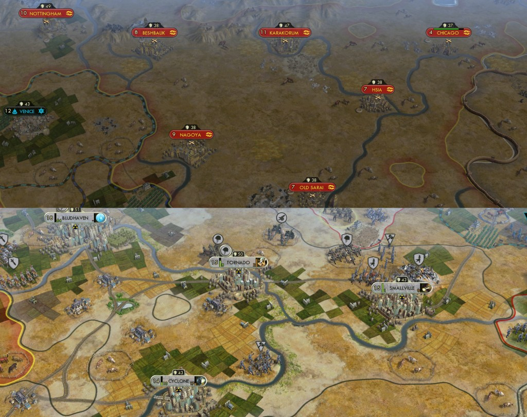 Persians versus Germans: which civilization would you want to live in?